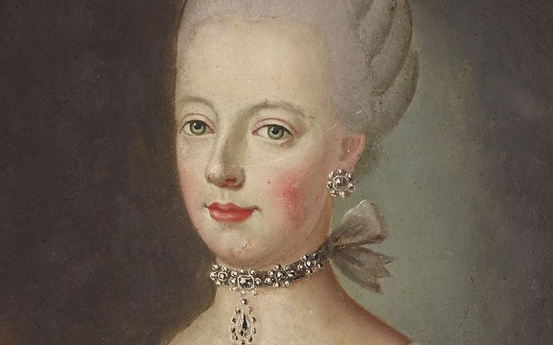 Marie-Antoinette, reines de France