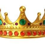 Couronne roi de france