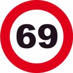 Position du 69