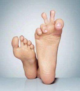 fétichisme des pieds, 10 raisons d'aimer vos petons!