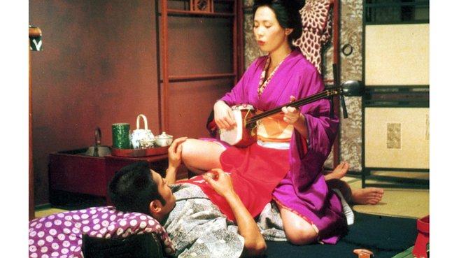 l'empire des sens, un film japonais contestant les pratiques peu triviales des maîtres japonais
