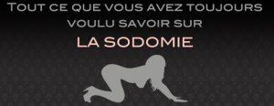 Quelles positions pour pratiquer la sodomie