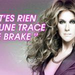 Expression québécoise trace de brake