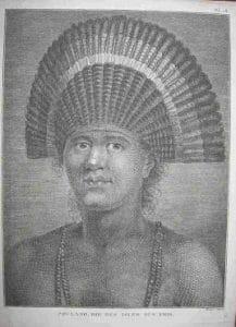 serial lover: Fatafehi Paulaho, roi de Tonga