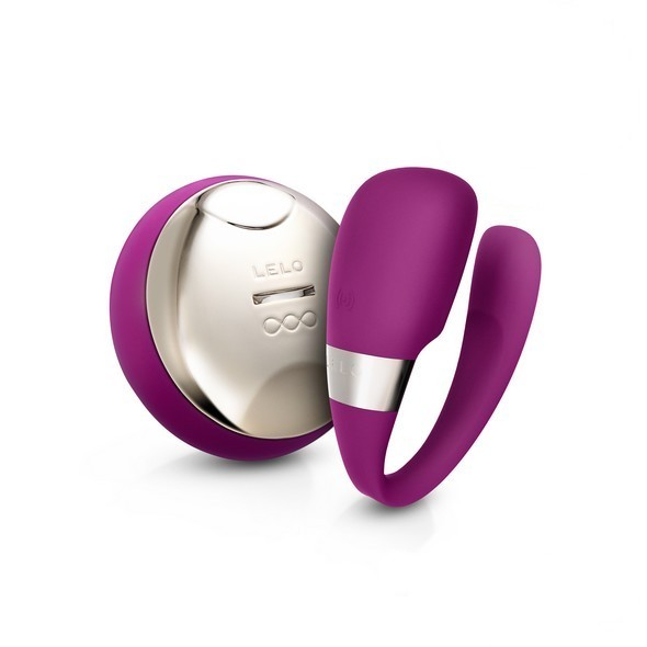 Sextoy pour couple Tiani 3 violet pour booster sa libido