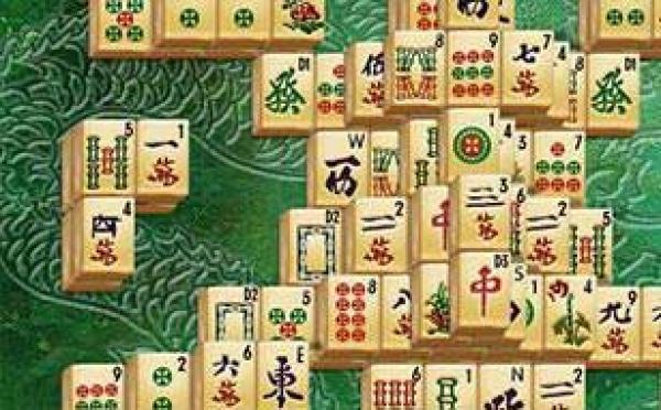 jeux de dominos mah jong