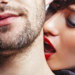morsures pour des préliminaires tout en sensualité