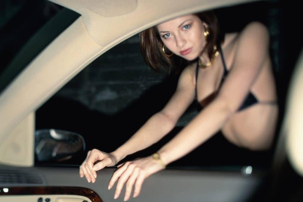 La prostitution est un jeu SM très excitant